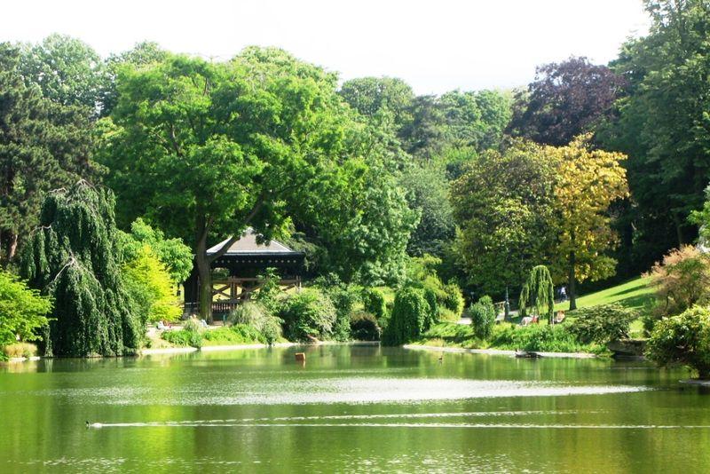 I prefer paris my private eye parc montsouris for Le jardin france 5