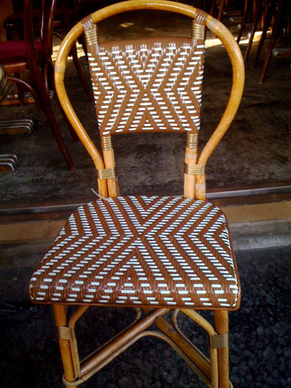 CAFE CHAIR 5
