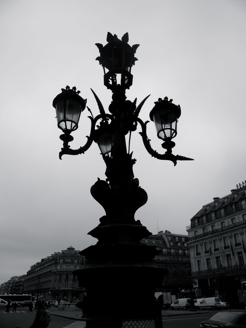 Opera Lantern