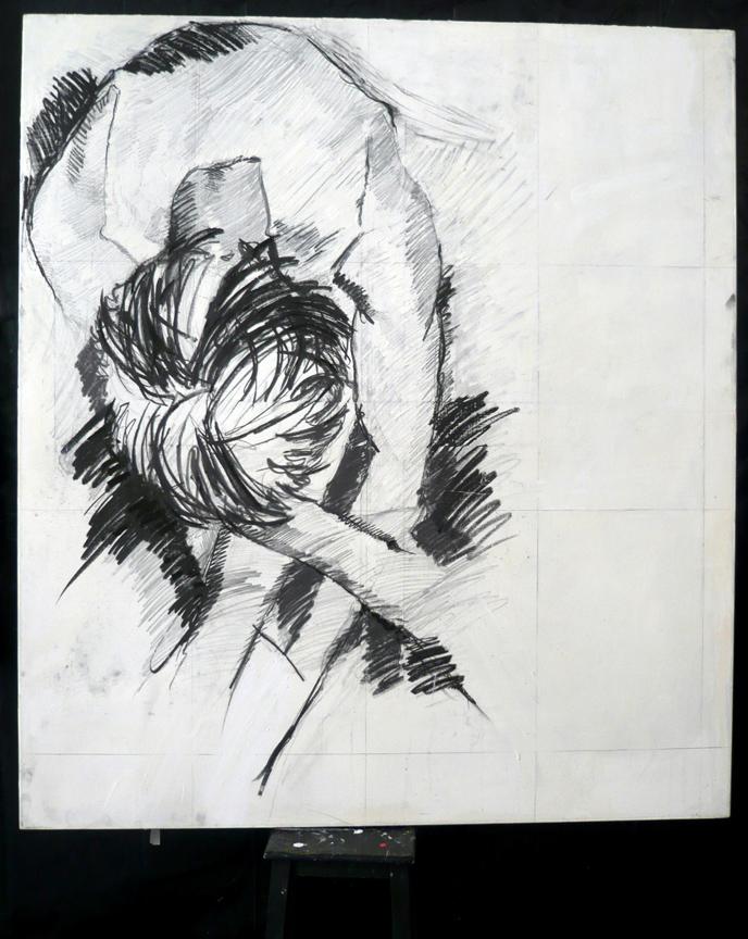 Falling Boy 1  (G.S. Tuileries)