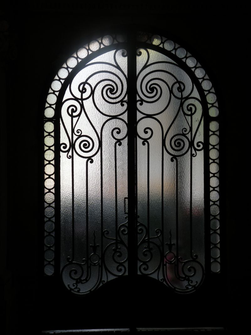 Door in Latin Quarter