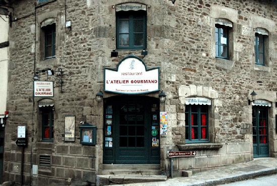 Facade Atelier Gourmand