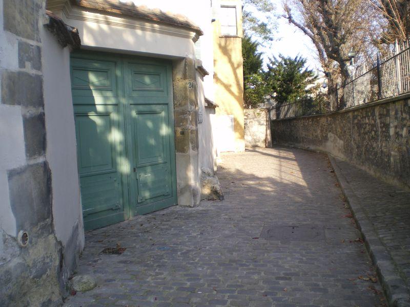 6. rear entrance