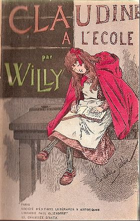 6. Claudine a l'ecole cover