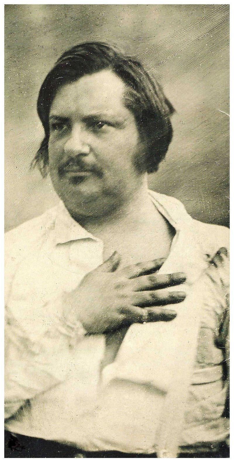 1. Balzac photo