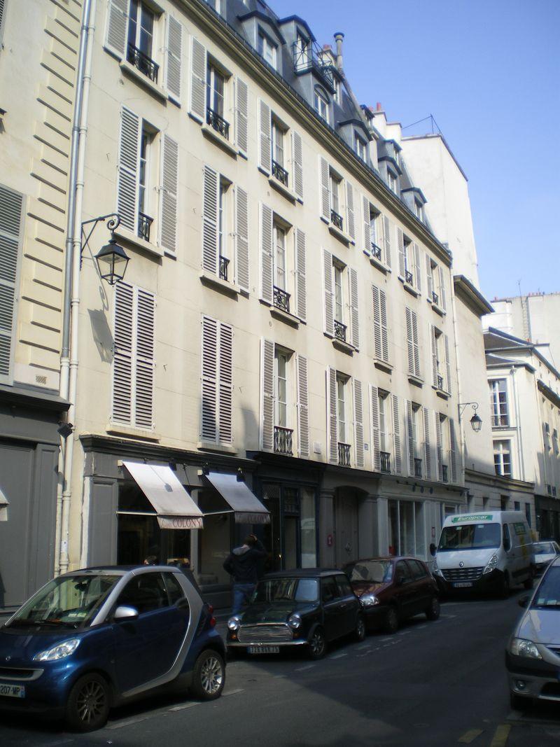 3. 28 rue Jacob