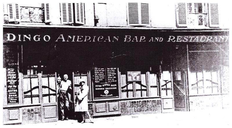 The Dingo Bar