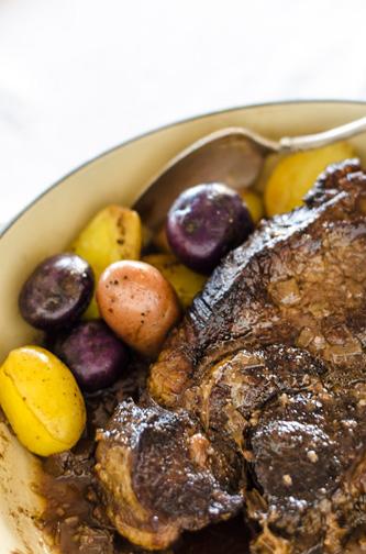 Coriander Beef Roast