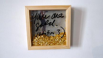 U ARE GOLD